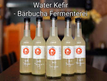 Water Kefir by Bärbucha Fermenterei!
