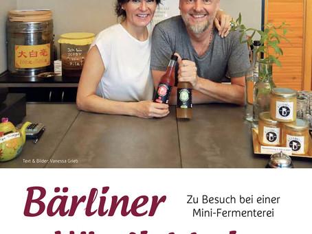Bärliner Köstlichkeiten - Speisekammer Magazin