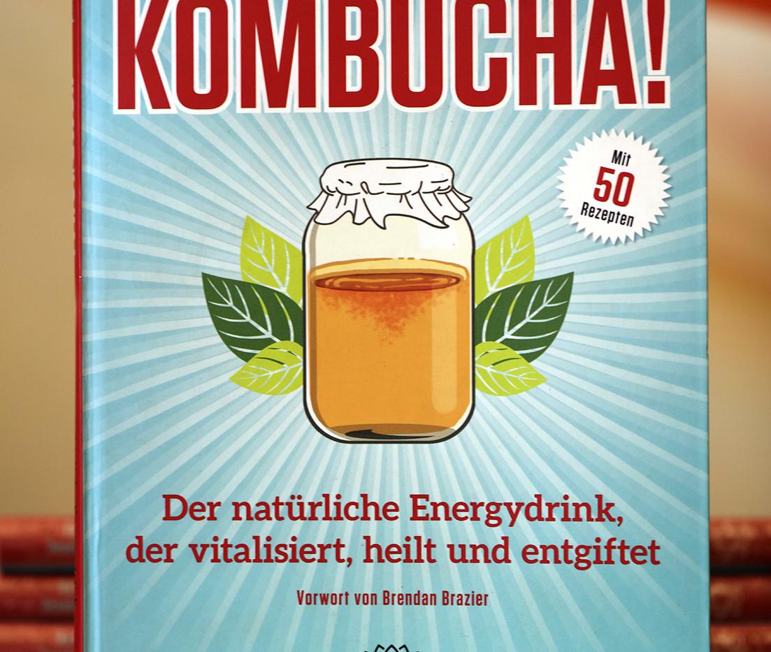 Kombucha Buch