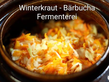 Winterkraut from Bärbucha Fermenterei!
