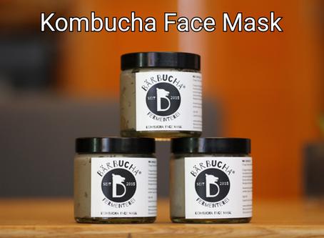 Kombucha Face Mask