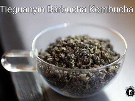 Tieguanyin Bärbucha Kombucha