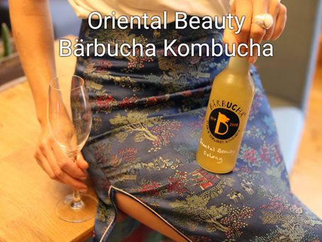 Oriental Beauty Bärbucha Kombucha