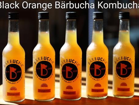 Orange Tea Bärbucha Kombucha