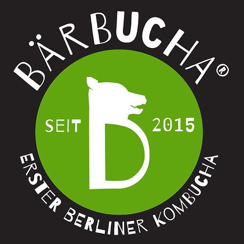 Guayusa Bärbucha Kombucha (350 ml)