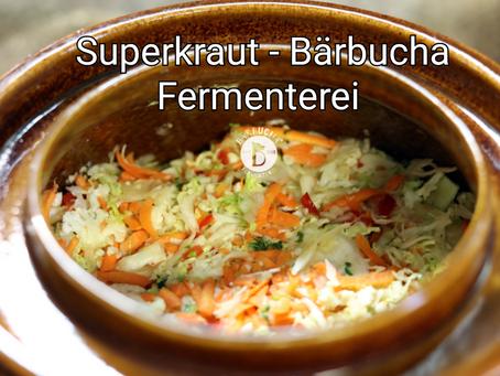 Superkraut by Bärbucha Fermenterei