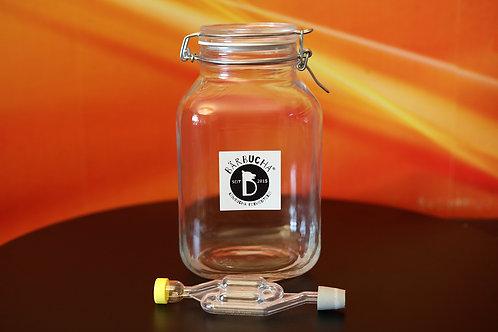 Fermentation Glasbehälter 3 L