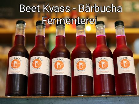 Red Beet Kvass