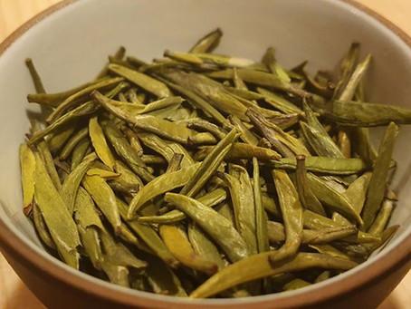 Green Tea, Bergamot Oil & Calendula