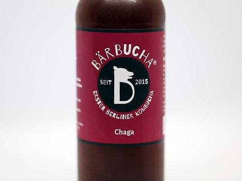 Chaga Bärbucha Kombucha (350 ml)