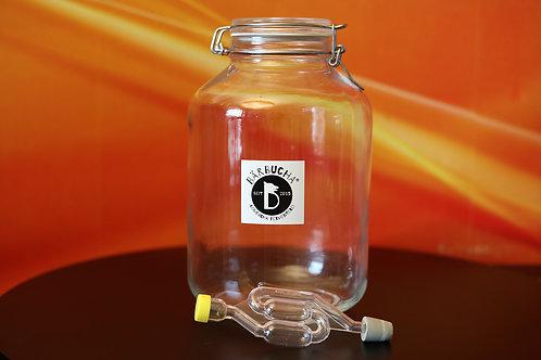 Fermentation Glasbehälter 5 L
