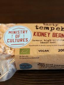 Kidney Bean Tempeh