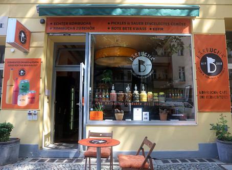 Bärbucha – Kombucha Café & Fermenterei