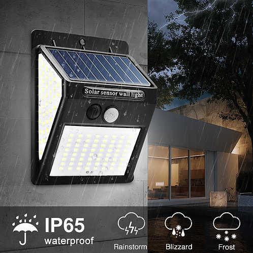 Solar LED Outdoor Lamp