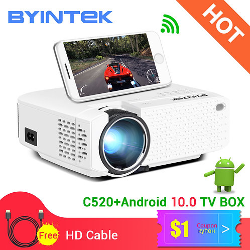C250 Mini HD Projector