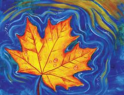 floating_maple_leaf