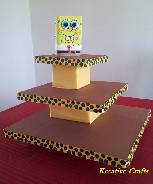 SpongeBob Cupcake stand.jpg