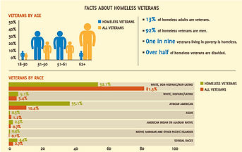 Senior Homeless Veterans
