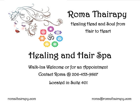 Roma Thairapy Healing and Hair Spa