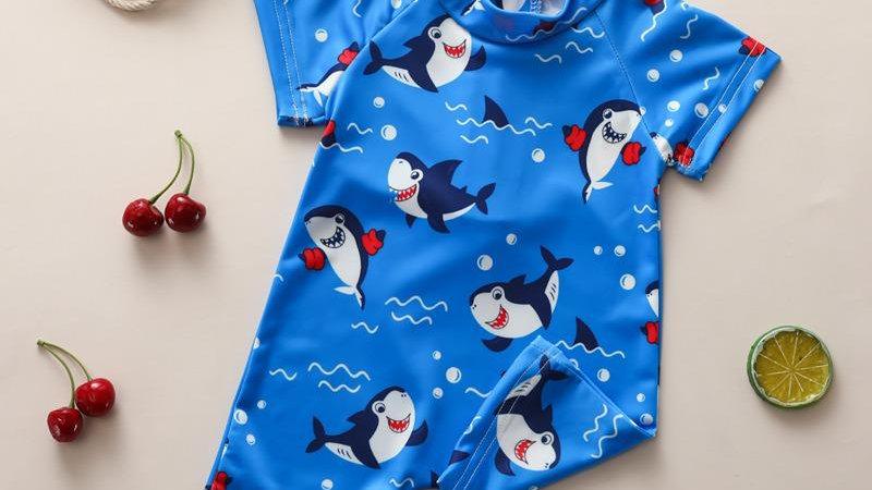Baby Boy Shark Swimsuit