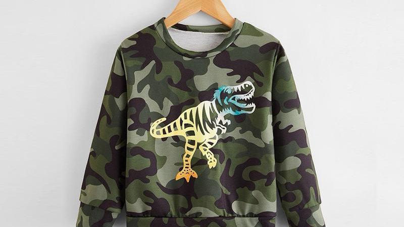 Dinosaur Jumper