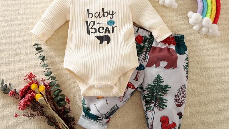 Baby Bear Two Piece Set