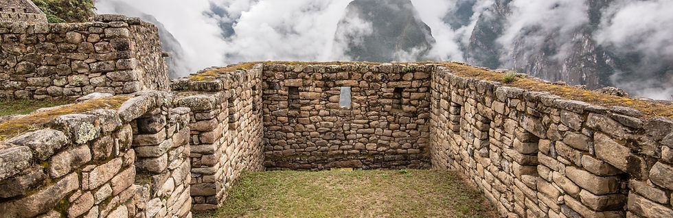 Peruresponsabile viaggi in Peru Tempio delle Tre Finestre Machu Picchu