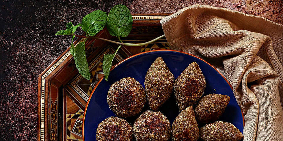 TANDEM DEL GUSTO Kebbeh, Cioccolato & Cannella