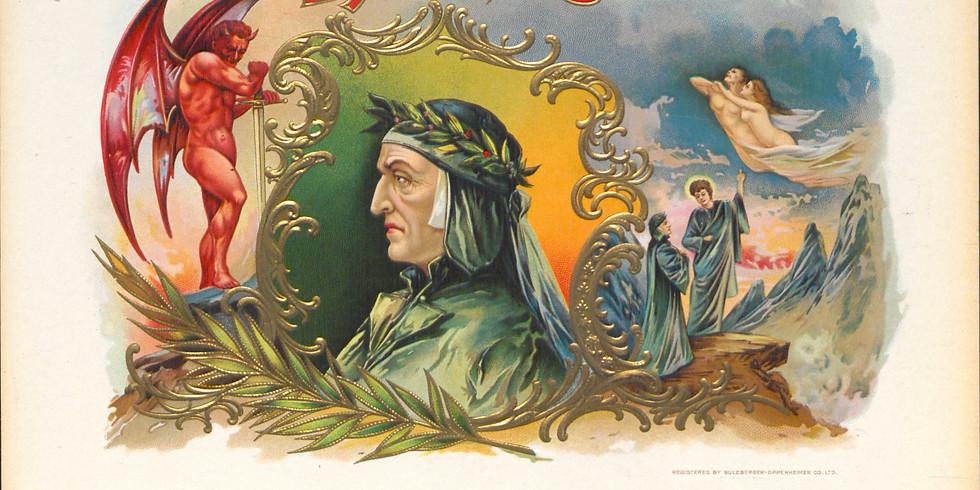 TALK | In cammino con Dante + lettura perpetua della Divina Commedia