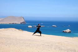 Yoga nel Deserto