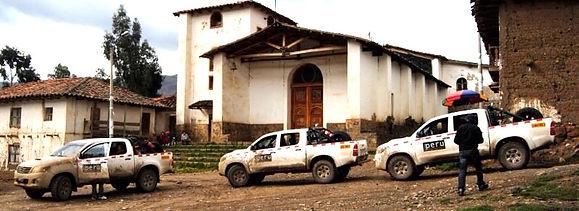 4x4 in Peru sud e Apurimac