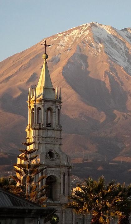 Peru Responsabile El Misti Arequipa