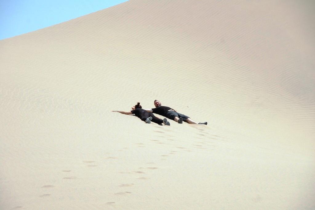 Relax nella sabbia!