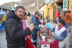 4x4 in Peru - Chivay