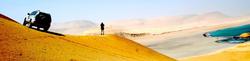 4x4 in Peru deserto di ica paracas