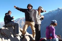 4x4 in Peru - Colca Canyon