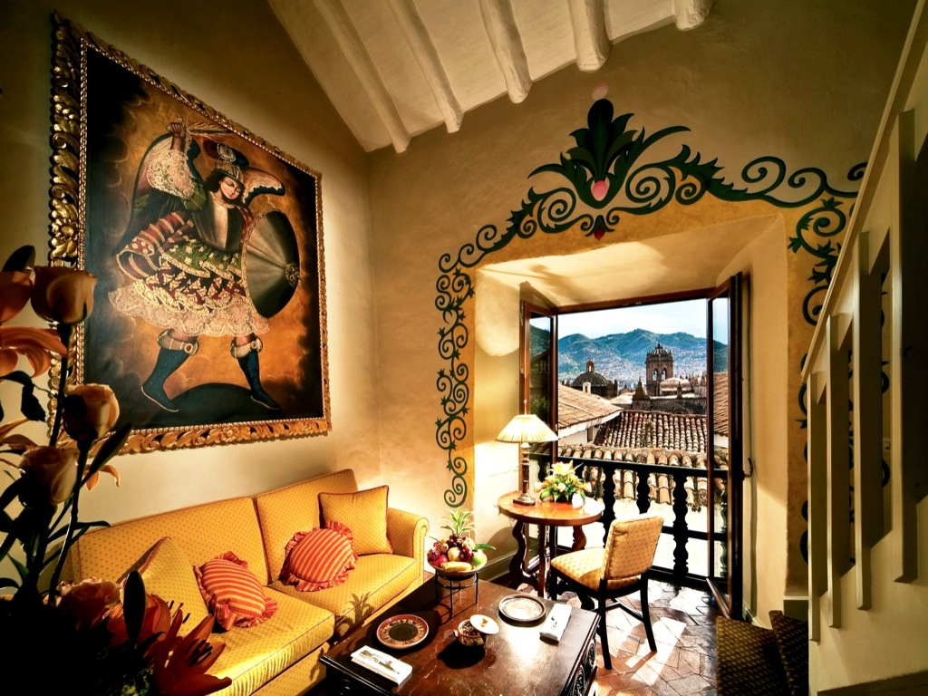 Hotel Monasterio - 5 stelle
