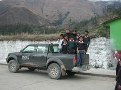 4x4 in Peru - Apurimac