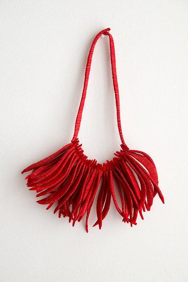 Collana Amazzonica Rossa