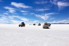 Salar de Uyuni in 4x4 con Peruresponsabile