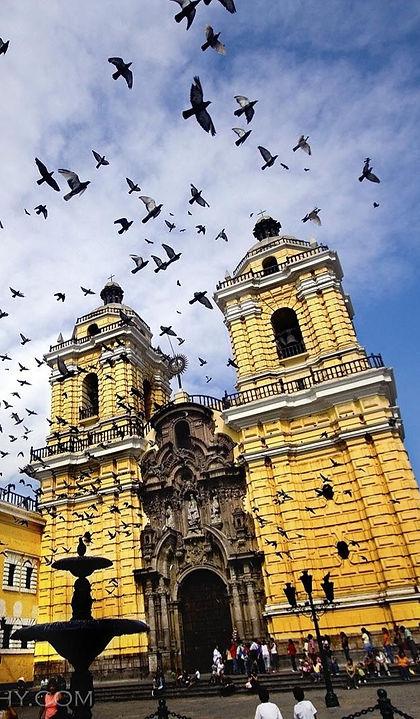 Chiesa San Francisco Lima