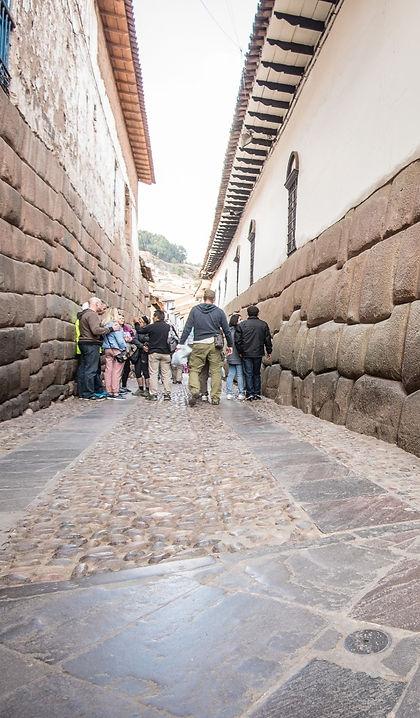 Peru responsabile Pietra dai dodici angoli