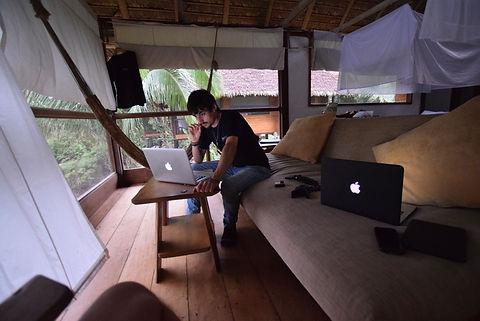 Blogger di Peruresponsabile in Amazzonia