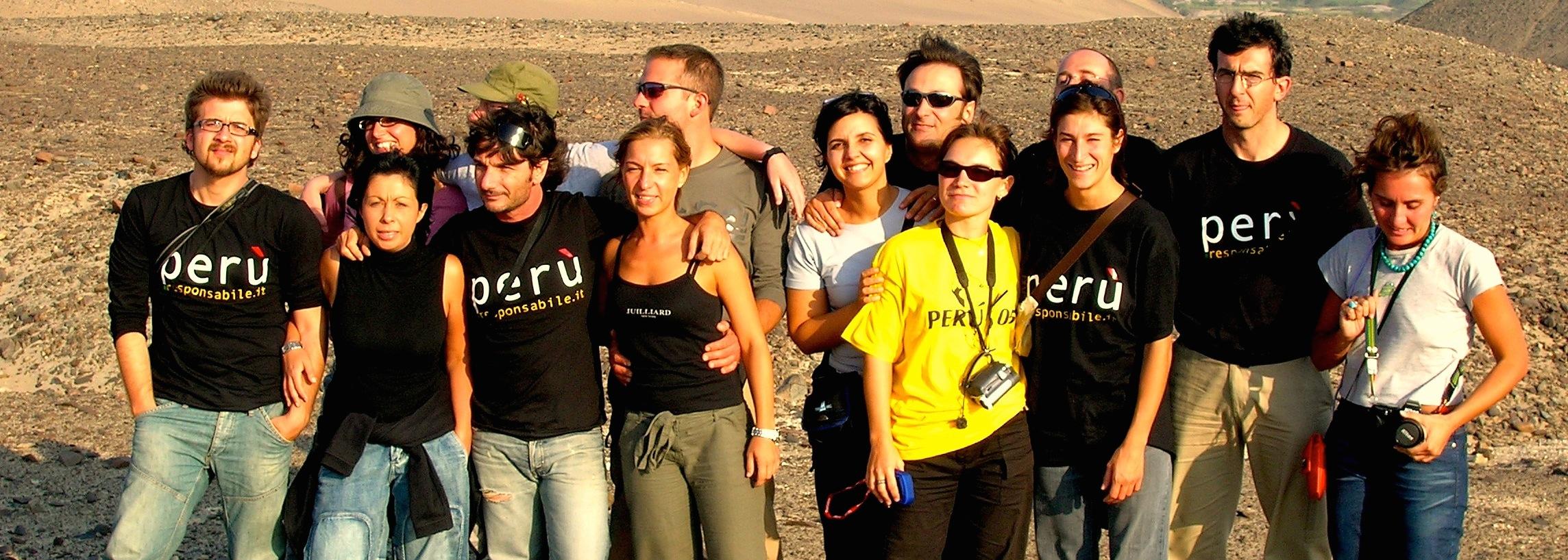 4x4 in Peru nazca