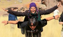 4x4 in Peru - Canyon Tinajani