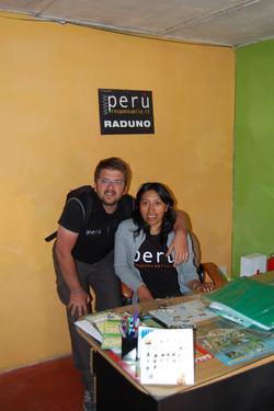 4x4 in Peru - Gabriele e Nora