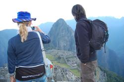 4x4 in Peru - Machu Picchu