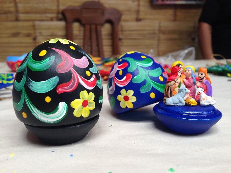 Uovo decorativo