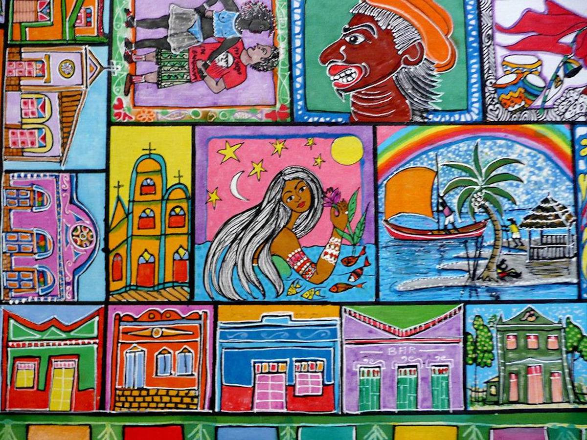 Le gallerie d'Arte di Salvador de Bahia