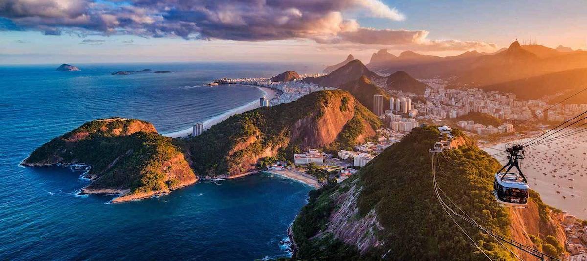 La teleferica di Rio de Janeiro